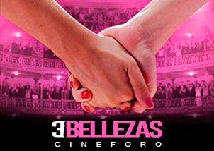 CINE FORO - 3 BELLEZAS