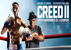 CREED II DEFENDIENDO EL LEGADO
