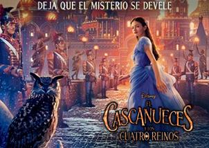 EL CASCANUECES Y LOS CUATRO REINOS