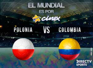 POLONIA-COLOMBIA MUNDIAL 2018