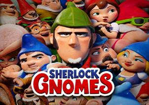 SHERLOCK GNOMES (DIG) (ESP)