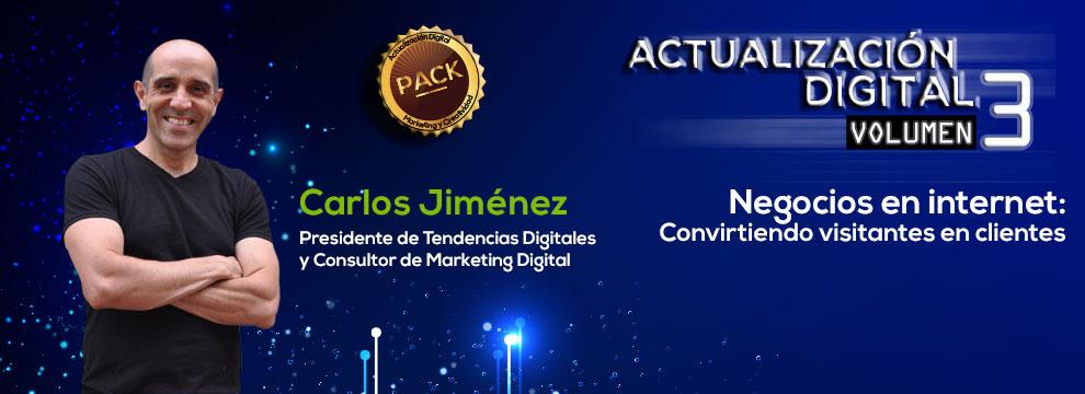 PACK DE ACTUALIZACIÓN DIGITAL III