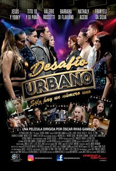 Poster de: DESAFIO URBANO