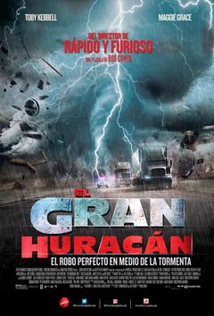 Poster de:2 EL GRAN HURACÁN