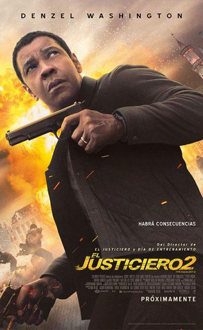 Poster de:1 EL JUSTICIERO 2