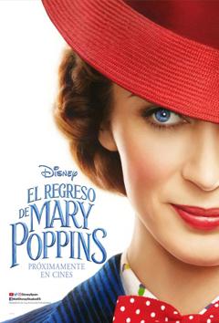 Poster de:1 EL REGRESO DE MARY POPPINS