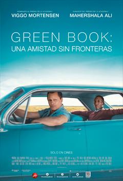 Poster de:1 GREEN BOOK UNA AMISTAD SIN FRONTERAS