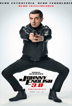 Poster de:2 JOHNNY ENGLISH 3