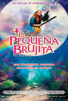 Poster de:2 LA PEQUENA BRUJITA