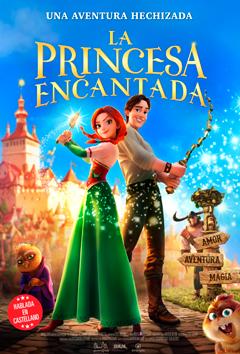 Poster de:1 LA PRINCESA ENCANTADA