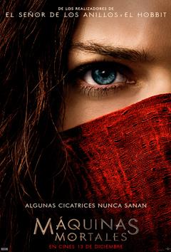 Poster de:1 MAQUINAS MORTALES