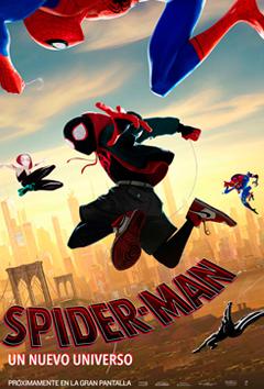 Poster de:1 SPIDER-MAN UN NUEVO UNIVERSO