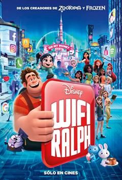 Poster de:1 WIFI RALPH
